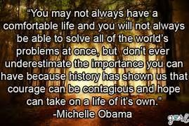 Michelle B Quote